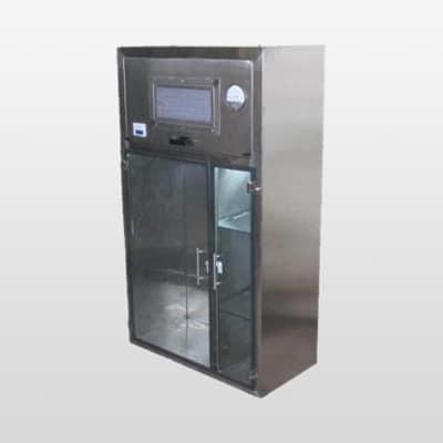 Die Punch Storage Cabinet