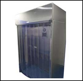 Sampling Dispensing Booth supplier in India