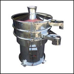 SS Vibro sifter, Stainless Steel Vibro sifter Manufacturer and exporter India
