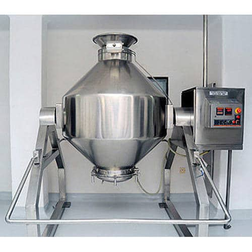 Double cone blender, Mixer Blender India