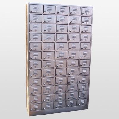 Stainless Steel shoe Locker